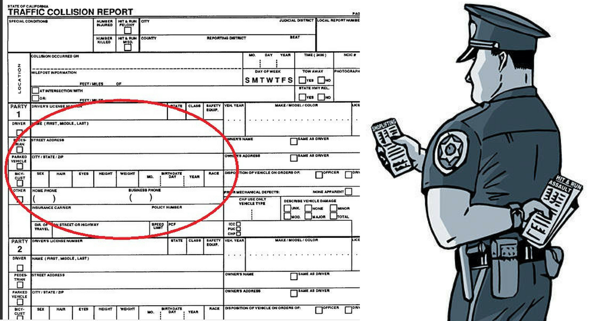 Read Police Report