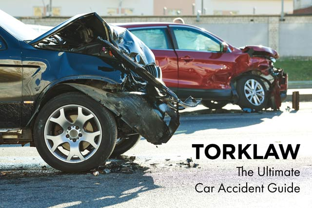 ultimate guide - car accidents