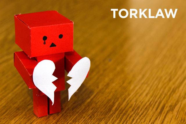valentine heartache - broken heart
