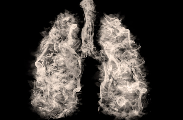 vaping - lung damage