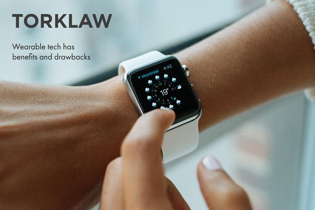 wearable tech - can I sue Alexa
