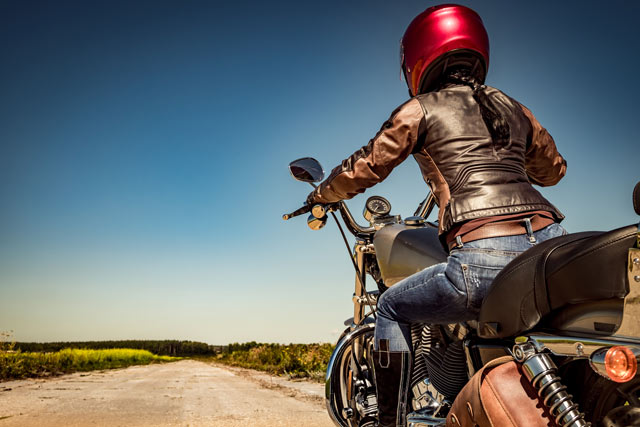 Female Motorcyclists